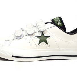 """CONVERSE - ONE STAR J V-3 """"made in JAPAN"""" """"LIMITED EDITION for STAR SHOP"""""""