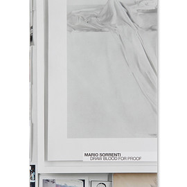 ArtBook - Mario Sorrenti: Draw Blood for Proof.