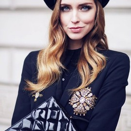 HAT - Chanel style