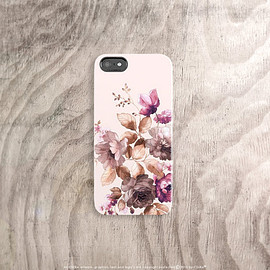 bycsera - iPhone 6s Case Fall Floral iPhone 6 Case Floral iPhone 6 Case Fall 2015 Girly Gifts