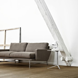 Fritz Hansen - LISSONI SOFA by Piero Lissoni