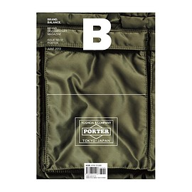 B Magazine - B Issue 17 - Porter