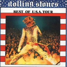 The Rolling Stones - Best Of U.S.A. Tour 1973/1980