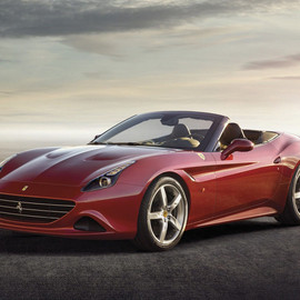 Ferrari - California T