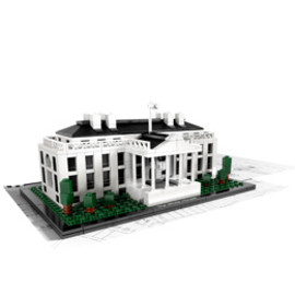 LEGO - (R) Architecture 21006 The White House(レゴ・アーキテクチャー ザ・ホワイト・ハウス)