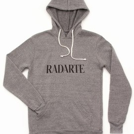 RODARTE - sweat hooded jumper