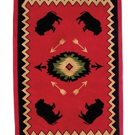 PENDLETON - Buffalo Lodge Wool Rug