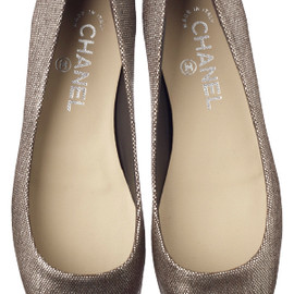 CHANEL - flat shoes