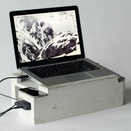 Concrete Workstation