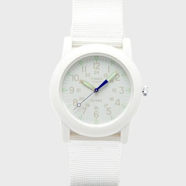 Timex - Timex x Beams all white