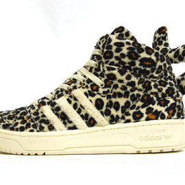 adidas - JS LEOPARD 「adidas Originals by JEREMY SCOTT」 「LIMITED EDITION for DESIGN COLLABORATIONS