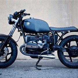 66 Motorcycles - CANNONBALL BMW