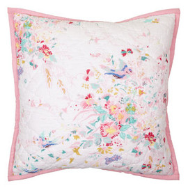 Petit Point Kitten Cushion