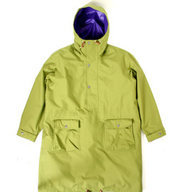 WILD THINGS - COLORADO CAGOULE
