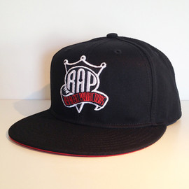 Red Alert Productions x BBP Snap Back Hat