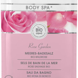 Lavera - Bath Sea Salt Rose Garden