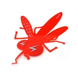 Squashed Mosquitoes Bookmark - feelgift.com