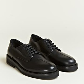Ann Demeulemeester - Vitello Lux Derby Shoes