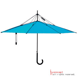 h concept - UnBRELLA(アンブレラ) Upside Down Umbrella