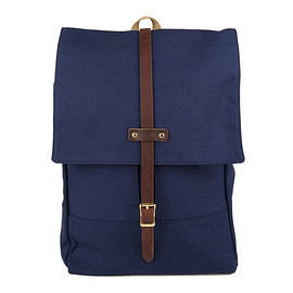 Archival Clothing - Rucksack - Navy Duck