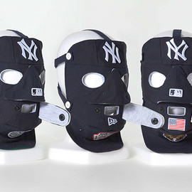 Shin Murayama - Yankees Extreme Cold Weather Face Mask Unissued