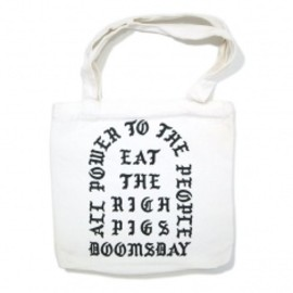 Cali Thornhill Dewitt for DOOMSDAY - DOOMSDAY - CALI DEWITT TOTE White