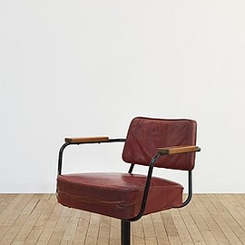 "Jean Prouve - ""Presidence"" Bridge Chair"