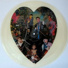 "Frankie Goes To Hollywood - Welcome To The Pleasuredome 12"" picture disc"