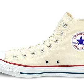 CONVERSE - CANVAS ALL STAR HI (White)