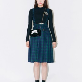 oioi - skirt with suspenders