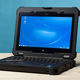 Dell - Latitude 12 Rugged Extreme