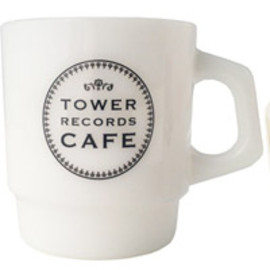 TOWER RECORDS CAFE×Fire-King - TOWER RECORDS CAFE グッズ