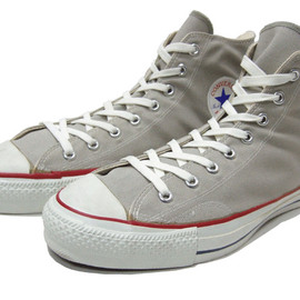 CONVERSE - 80's ALL STAR HIGH (Gray)