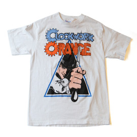 USED - CLOCKWORK ORANGE tee