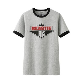 UNIQLO - M Music IconsグラフィックT(Beastie Boys・半袖)R03
