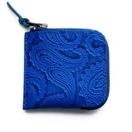 bal - BAL/PORTER®/Thin Leather Wallet Coin Case (blue)
