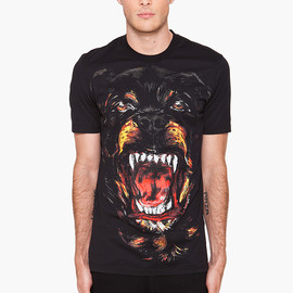 GIVENCHY - Rottweiler T-Shirt