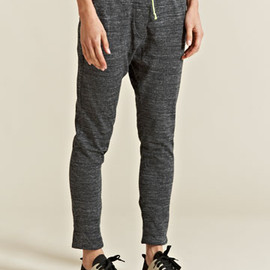 Von Sono - Drawstring Cotton Joggers