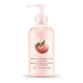 THE BODY SHOP - Vineyard Peach Body Lotion