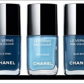 CHANEL - vernis a ongles Les Jeans
