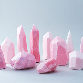 GIRLIN' - RoseQuartzCandle