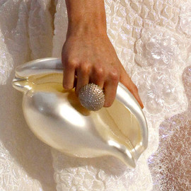 CHANEL - Conch Shell Clutch Spring 2012