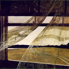 Andrew Wyeth - Wind from the Sea