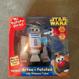 PLAYSKOOL - Mr. Potato Head Star Wars R2-D2
