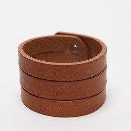 Maison Martin Margiela 11 - MEN'S LEATHER BRACELET
