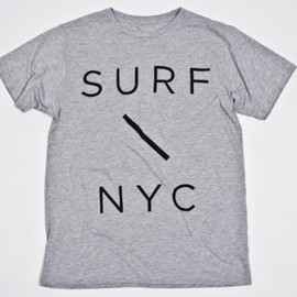 SATURDAYS SURF NYC サタデーズ サーフ BORDER POCKET Tee Tシャツ