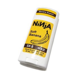 NINJA - Skate Wax (Soft Banana)