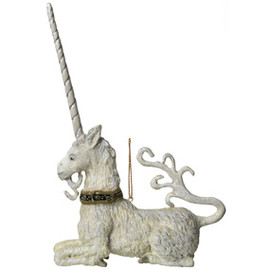 The Metropolitan Museum - Unicorn Christmas Ornament