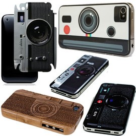 Turn Your iPhone 4S Into a (Almost) Proper Camera With Skins and Cases