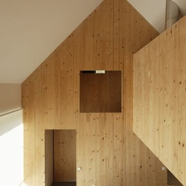 Lode Architecture - G house, Normandy, France